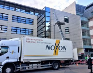 NOYON Déménagement Rouen métropole